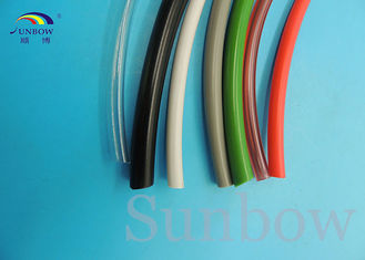 UL 224 VW-1 Flame retardant Flexible clear PVC Tubing For Wire Jacket