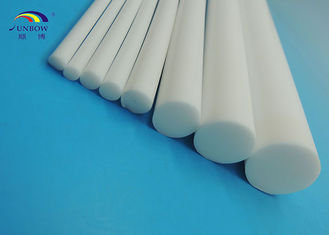 Anti-aging Airproof 100% Virgin PTFE Moulded ROD Hight Lubricity PTFE Rods