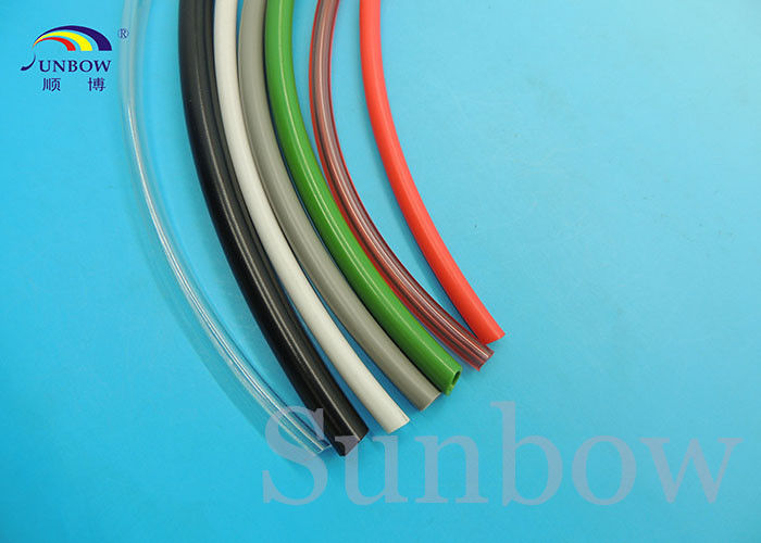 ROHS PVC tube/Pipe/Sleev Hose transparent Tube for wire harness