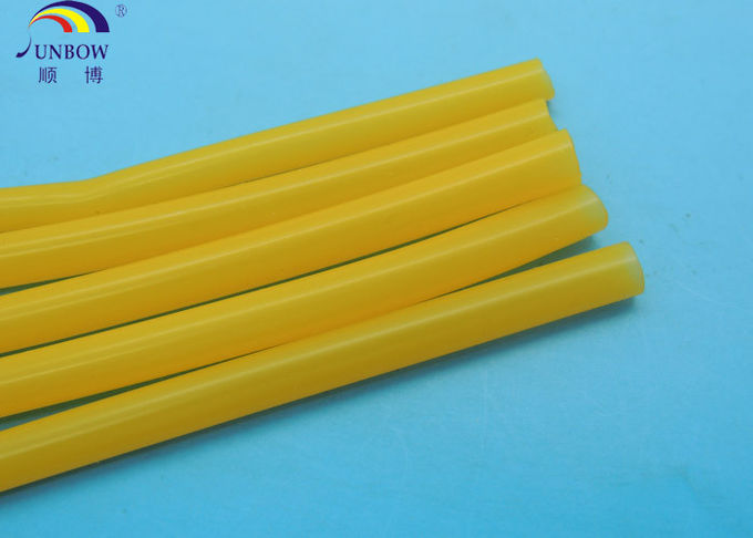 Silicone Reinforced Braided Fiberglass Sleeve for Food and Beverage Thermal Protection